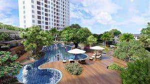 Thiết kế nội thất chung cư Ecopark - WEST BAY SKY RESIDENCES