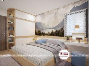 Thiết Kế Phòng Ngủ 12m2 |10+ Mẫu Đẹp, Đầy Đủ Bản Vẽ, Có Toilet