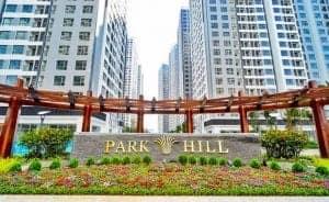 Thiết kế nội thất chung cư Park Hill - Times City