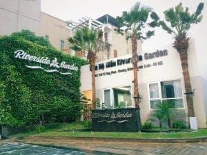 Thiết kế nội thất chung cư Riverside Garden - 349 Vũ Tông Phan