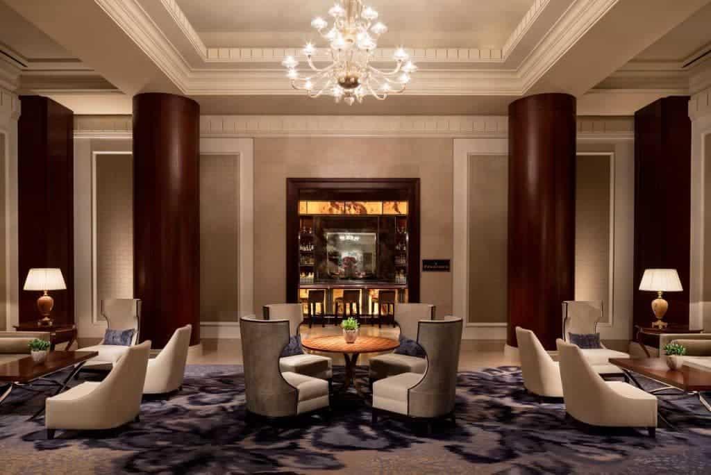Các tiêu chuẩn thiết kế khách sạn hiện nay - Nội Thất Đương Đại