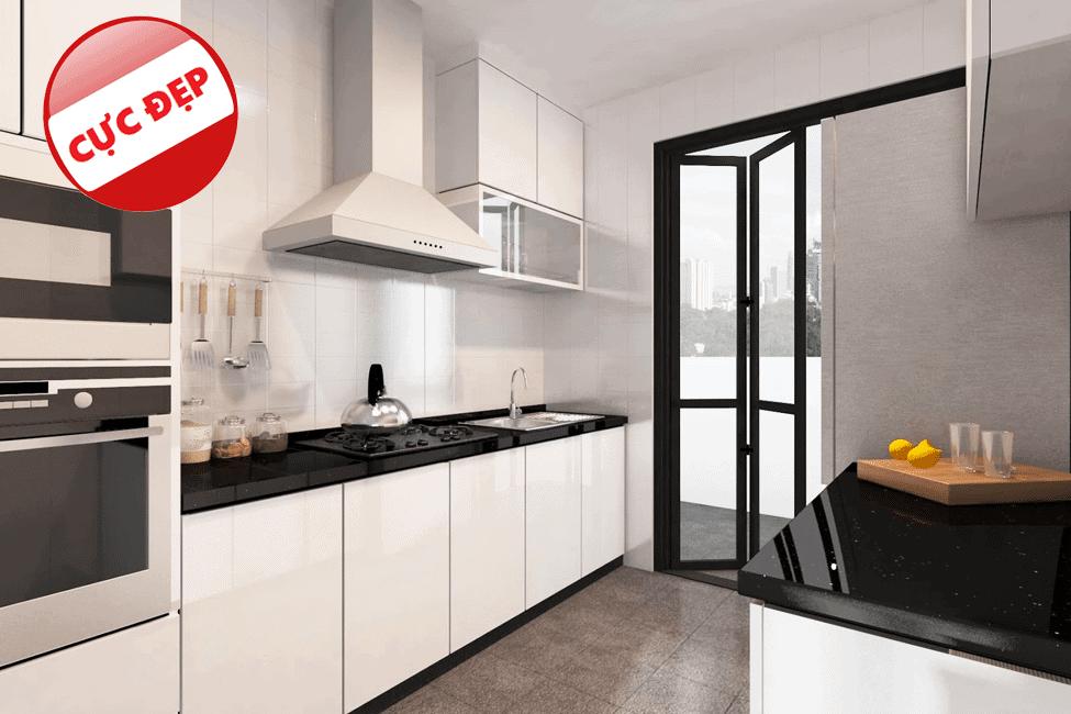 25 ý tưởng thiết kế nội thất phòng bếp cực đẹp