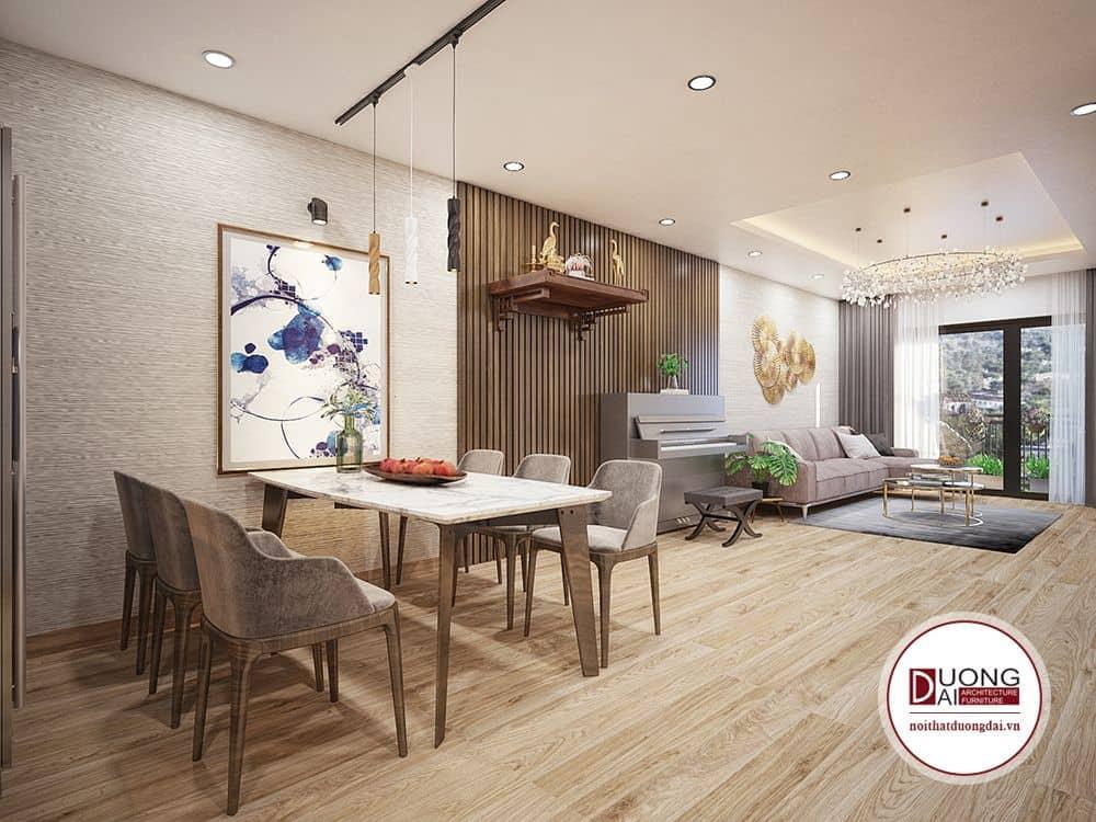 Báo giá thiết kế nội thất chung cư, nhà phố, biệt thự