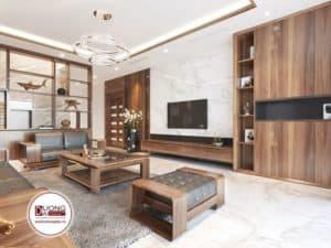thiThiết Kế Nội Thất Phòng Khách |BST 50+ Mẫu Giá Rẻ Cho Chung Cư, Nhà Ống