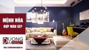 Mệnh mộc hợp màu gì? 11 mẫu thiết kế nội thất cho mệnh Mộc