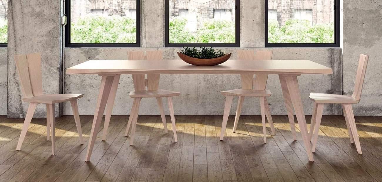 Mẫu bàn ghế ăn gỗ tần bì đáp ứng đầy đủ các tiêu chí về chất lượng