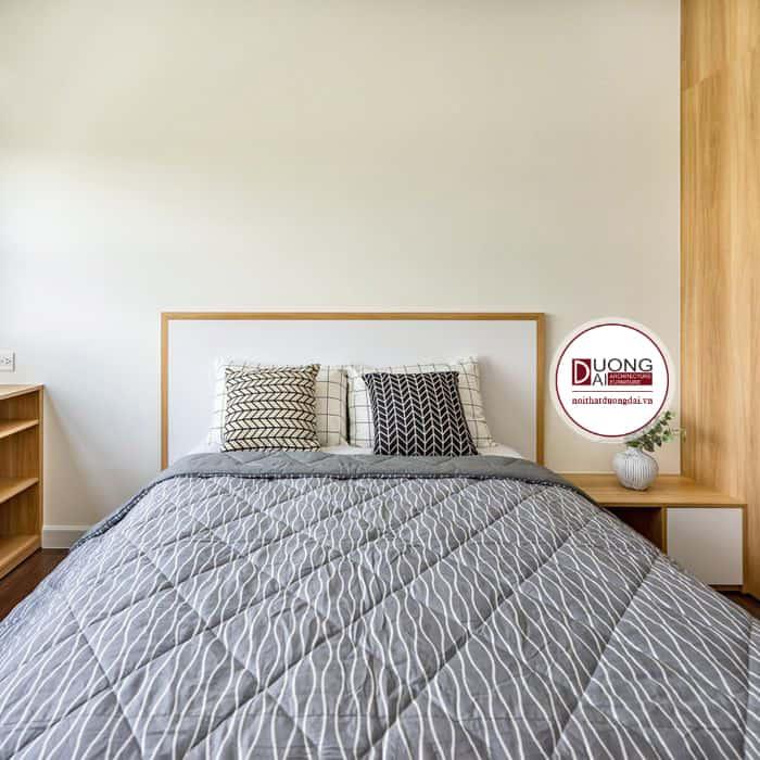 Mẫu giường ngủ này đang là xu hướng cho những phòng ngủ nhỏ.