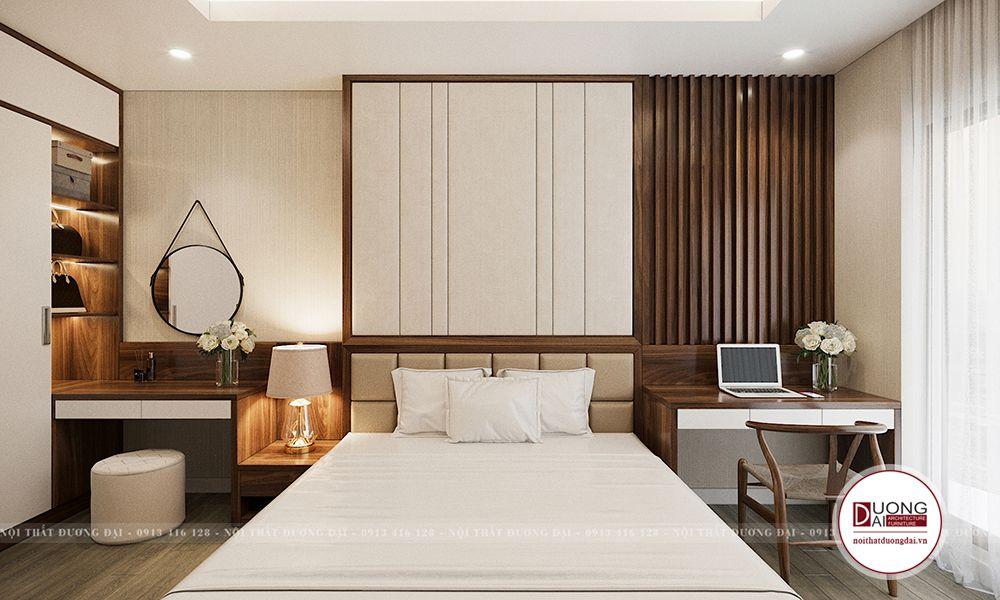 Thiết kế nội thất độc đáo có sự kết nối siêu tiện nghi