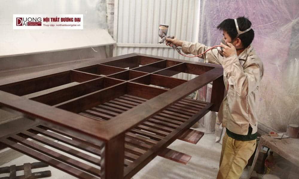 Đội ngũ thợ của xưởng có tay nghề cao và nhiều năm kinh nghiệm
