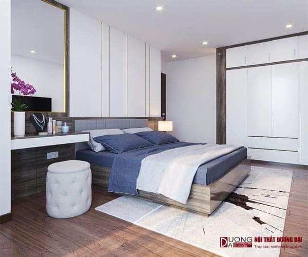 Đã mắt với thiết kế nội thất chung cư Discovery Complex 302 Cầu Giấy