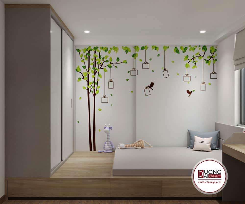 Thiết kế căn hộ mini cho thuê đẹp và hiện đại