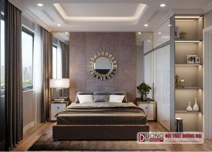 [60m2] Xem ngay mẫu nội thất chung cư 60m2 sang trọng và đẳng cấp