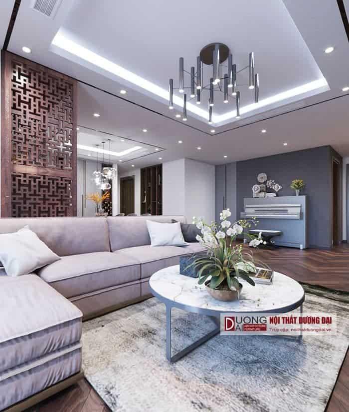 Thiết kế căn hộ Vincity quận 9 đẹp và sang