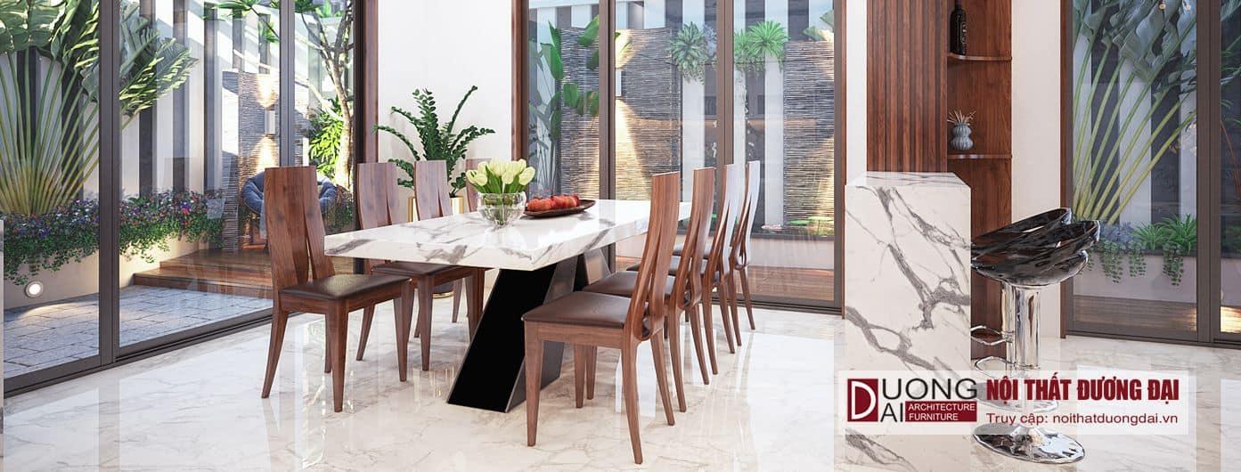 Thiết kế nội thất nhà phố anh Tuấn - Phòng Bếp
