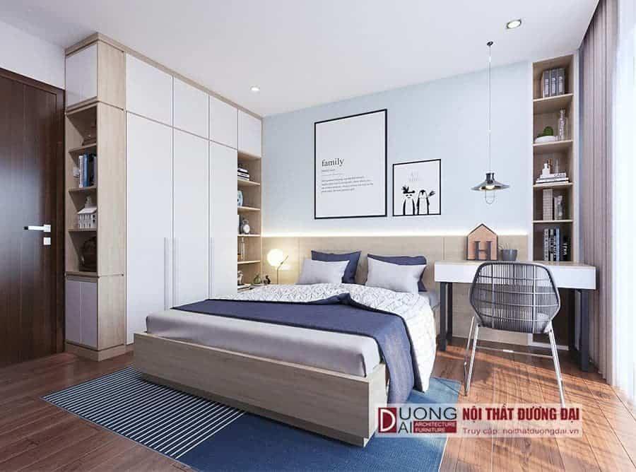 Phòng ngủ đầy đủ công năng
