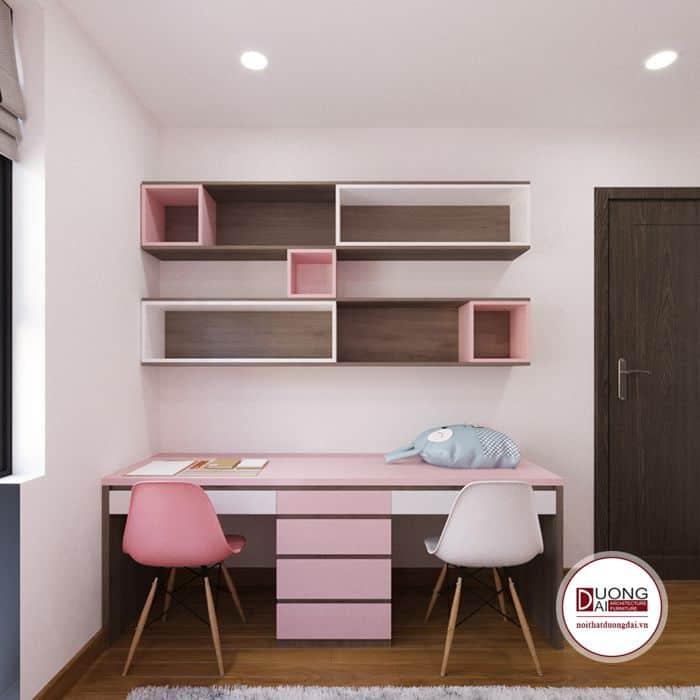 Nét đẹp hiện đại và cá tính của đồ nội thất cho trẻ nhỏ