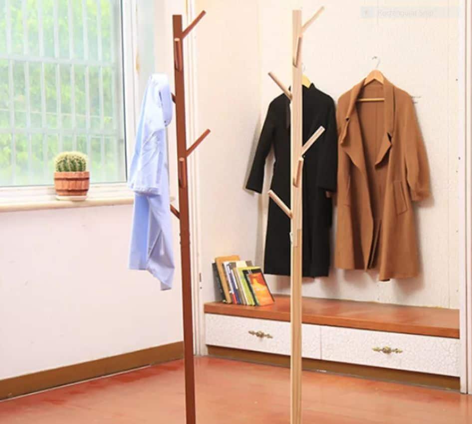 cây treo quần áo