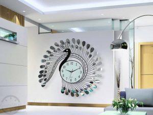 Đồng hồ treo tường trang trí đẹp GHO-707