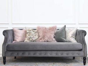 Ghế Sofa Tân Cổ Điển SKYCD66 Đẹp Nhiều Màu Sắc Lựa Chọn