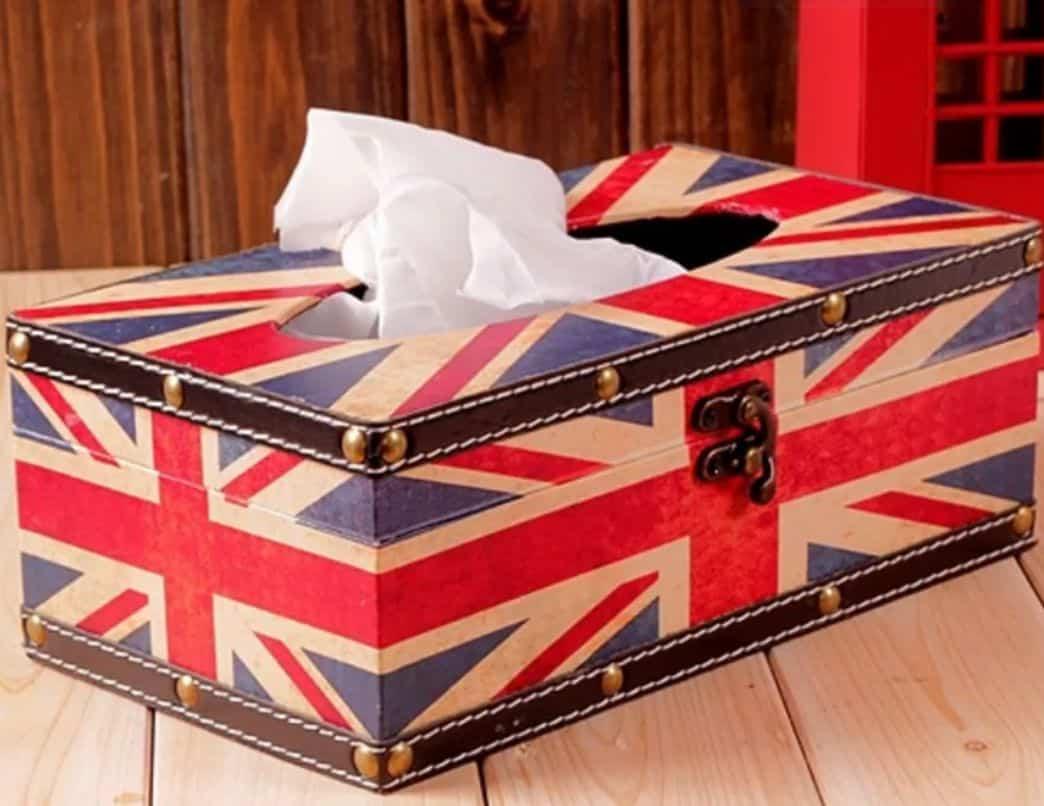 hộp để khăn giấy