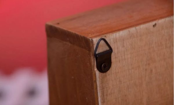Hộp móc treo đồ bằng gỗ nhỏ gọn GHS-6318
