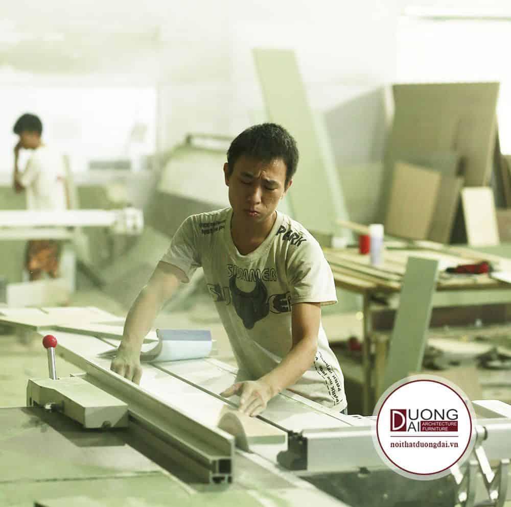 Xưởng sản xuất sofa
