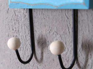 Móc gỗ treo đồ gắn tường tiện dụng GHS-6299