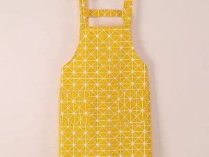 Tạp dề nhà bếp họa tiết đẹp cho gia đình GHS-6326 |Nội Thất Đương Đại