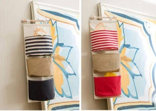 Túi vải để đồ kiểu dáng nhỏ gọn GHS-6305