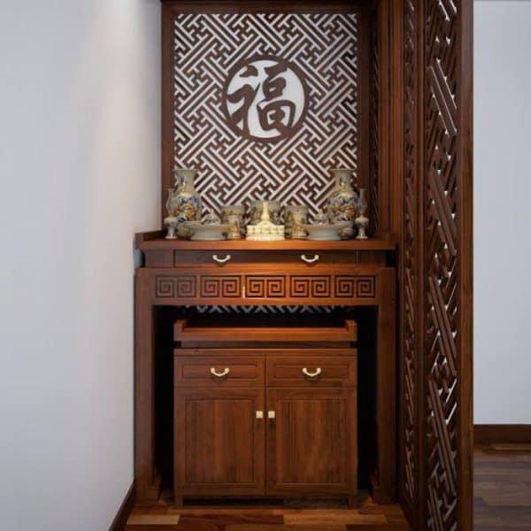 Bàn Thờ Giá Rẻ Phù Hợp Cho Chung Cư, Nhà Phố |Nội Thất Đương Đại