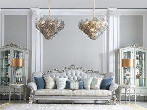 Ghế sofa tân cổ điển - SKYTC203