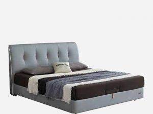 Giường Ngủ Bọc Da Hà Nội Chất Liệu Da Mát Mẻ, Chất Lượng Tốt Nội Thất Đương Đại