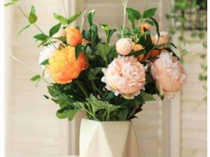 Hoa Lụa Để Bàn Phòng Khách, Phòng Bếp Trang Trí Nhà Cửa |Nội Thất Đương Đại