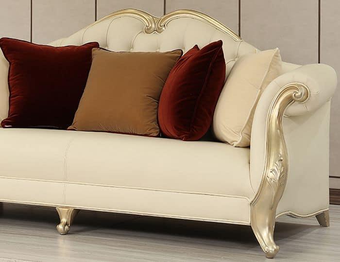 Phong cách cổ điển và nét hiện đại tổng hòa trên sản phẩm.