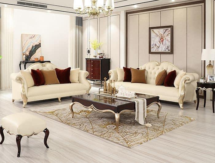 Không gian phòng khách trở nên sang trọng |Nội Thất Đương Đại