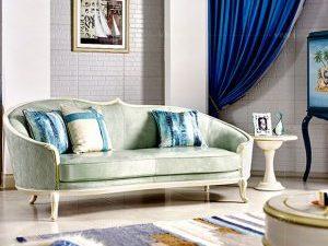 Sofa tân cổ điển đẹp - SKY2005