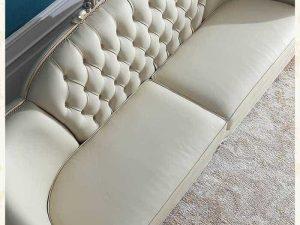 Mẫu Sofa Tân Cổ Điển Thiết Kế Tỉ Mỉ, Họa Tiết Hoa Hồng Bắt Mắt |Nội Thất Đương Đại