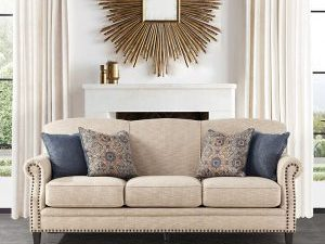 Sofa văng tân cổ điển - SKYTC2006