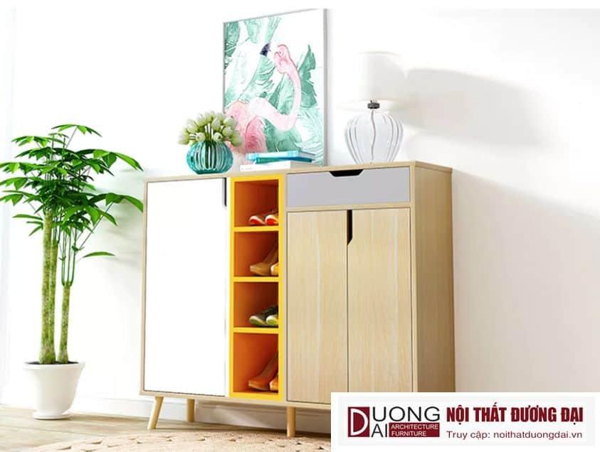 Tủ Giày Dép Gia Đình Mang Phong Cách Hiện Đại GHS-5536 Đẹp