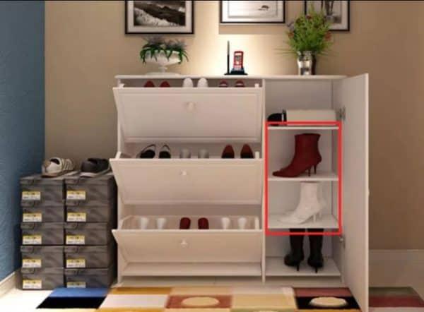 Tủ giày đẹp giá rẻ GHS-5347
