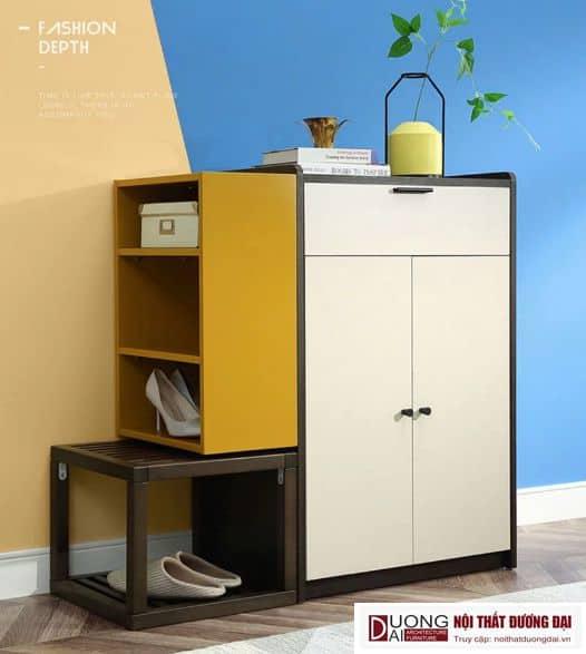 Tủ Giày Gia Đình Thiết Kế Thông Minh GHS-5818 Sang Trọng Và Tinh Tế
