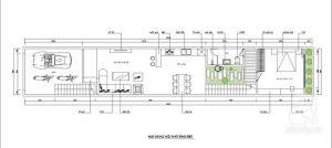 Tư Vấn Thiết Kế Nhà Phố Hiện Đại, 2 Phòng Ngủ Trên Đất 100m2 |Nội Thất Đương Đại