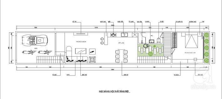 Tư Vấn Thiết Kế Nhà Phố Hiện Đại, 2 Phòng Ngủ Trên Đất 100m2  Nội Thất Đương Đại