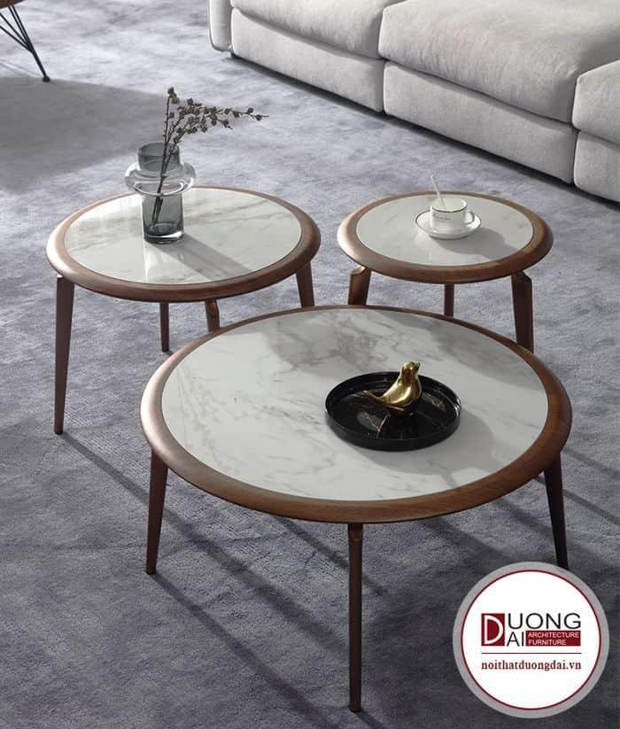 Mỗi mẫu bàn có kích thước khác nhau, phù hợp với nhu cầu sử dụng của gia chủ