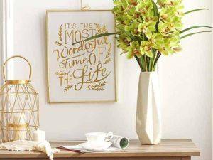 Hoa lụa nghệ thuật được lựa chọn nhiều bởi khả năng tạo không gian thư giãn và mới mẻ tốt