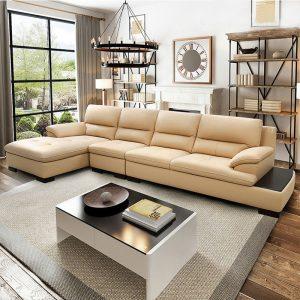 Mẫu sofa góc đẹp - Điểm nhấn cho không gian phòng khách nhà bạn.