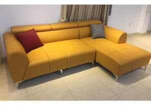 Sofa góc mới - SKYD335: Nét mới lại cho không gian phòng khách thêm tiện nghi, tinh tế.