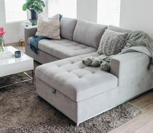 Sofa góc phòng khách - Thay đổi mang tính thời đại cho căn phòng khách nhà bạn