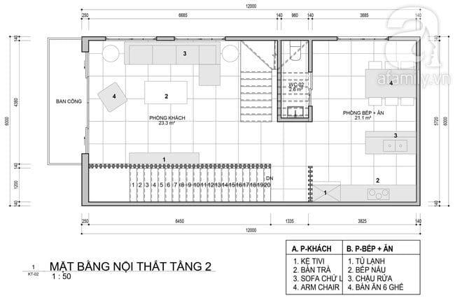 Tư Vấn Thiết Kế Kiến Trúc Nhà Ống 4 Tầng 70m² Trọn Gói Nội Ngoại Thất |Nội Thất Đương Đại