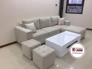 [12/11/2019] Bàn Giao Sofa Màu Xám Lông Chuột  KH: Anh Hoàng Anh Mipec City View